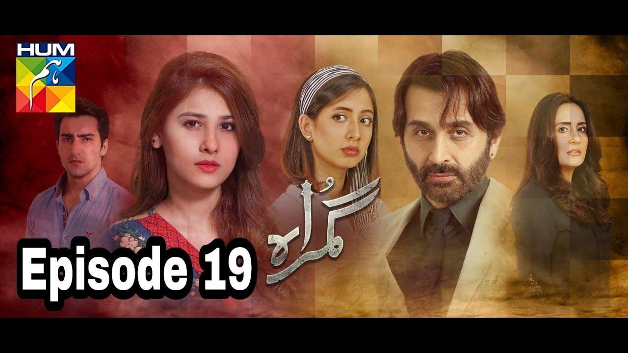 Gumraah Episode 19 Hum TV
