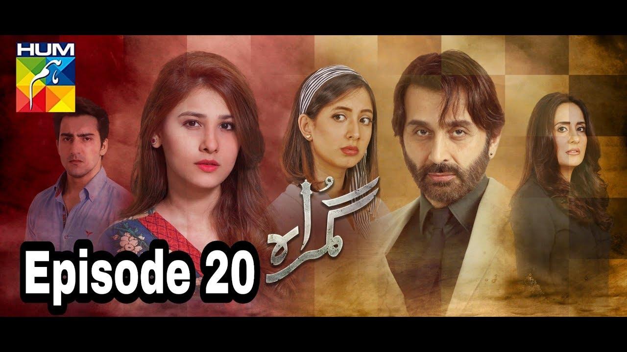 Gumraah Episode 20 Hum TV