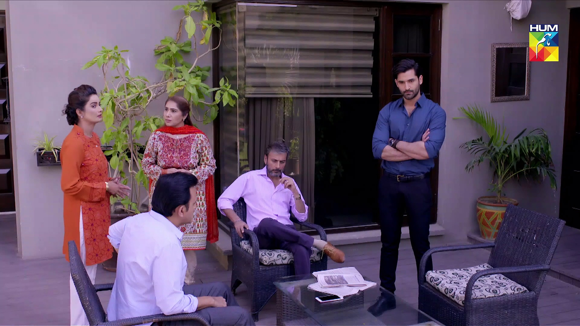 Meer Abru Episode #19 HUM TV Drama 13 June 2019