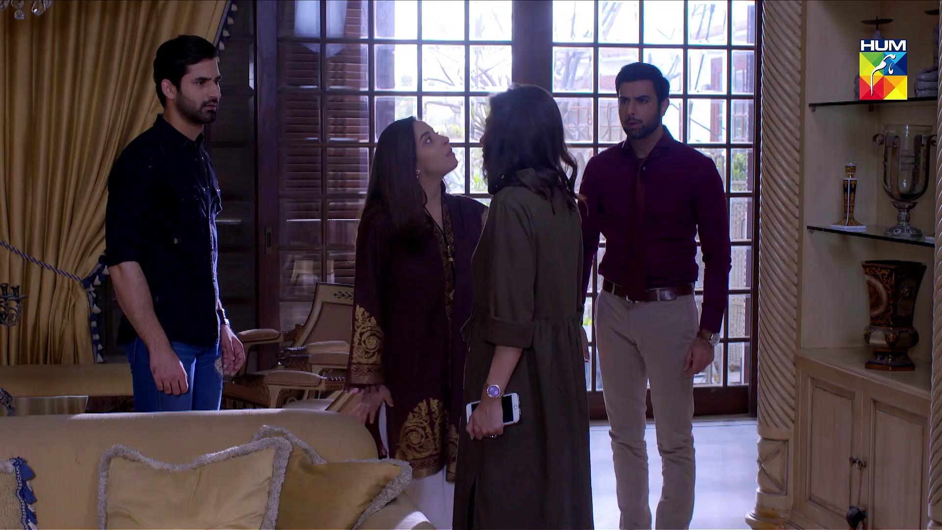 Meer Abru Episode #23 HUM TV Drama 27 June 2019