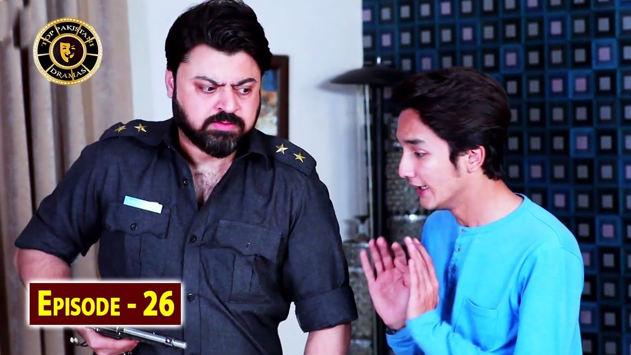 Ghar Jamai Episode 26 | Top Pakistani Drama