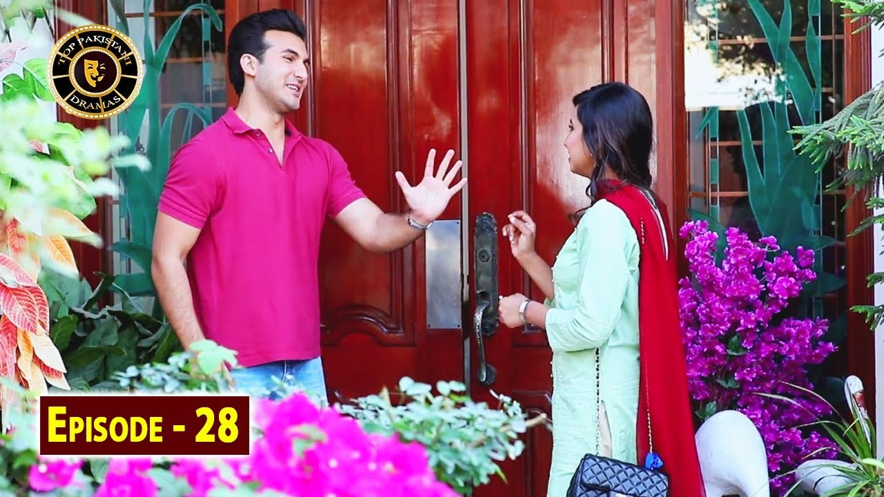 Ghar Jamai Episode 28 | Top Pakistani Drama