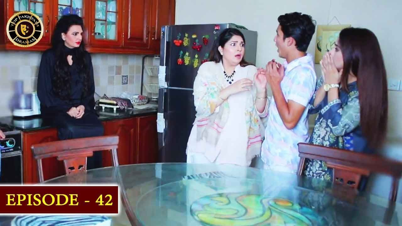 Ghar Jamai Episode 42 | Top Pakistani Drama