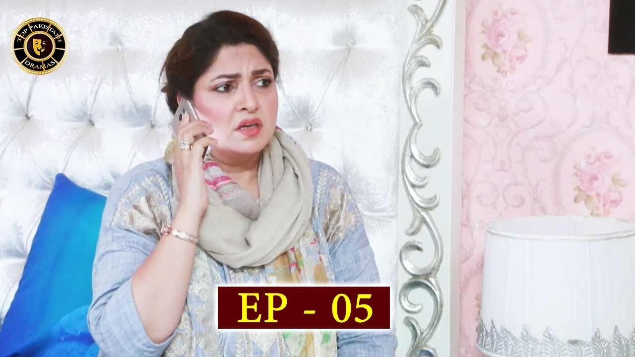 Ghar Jamai Episode 5 - Top Pakistani Drama