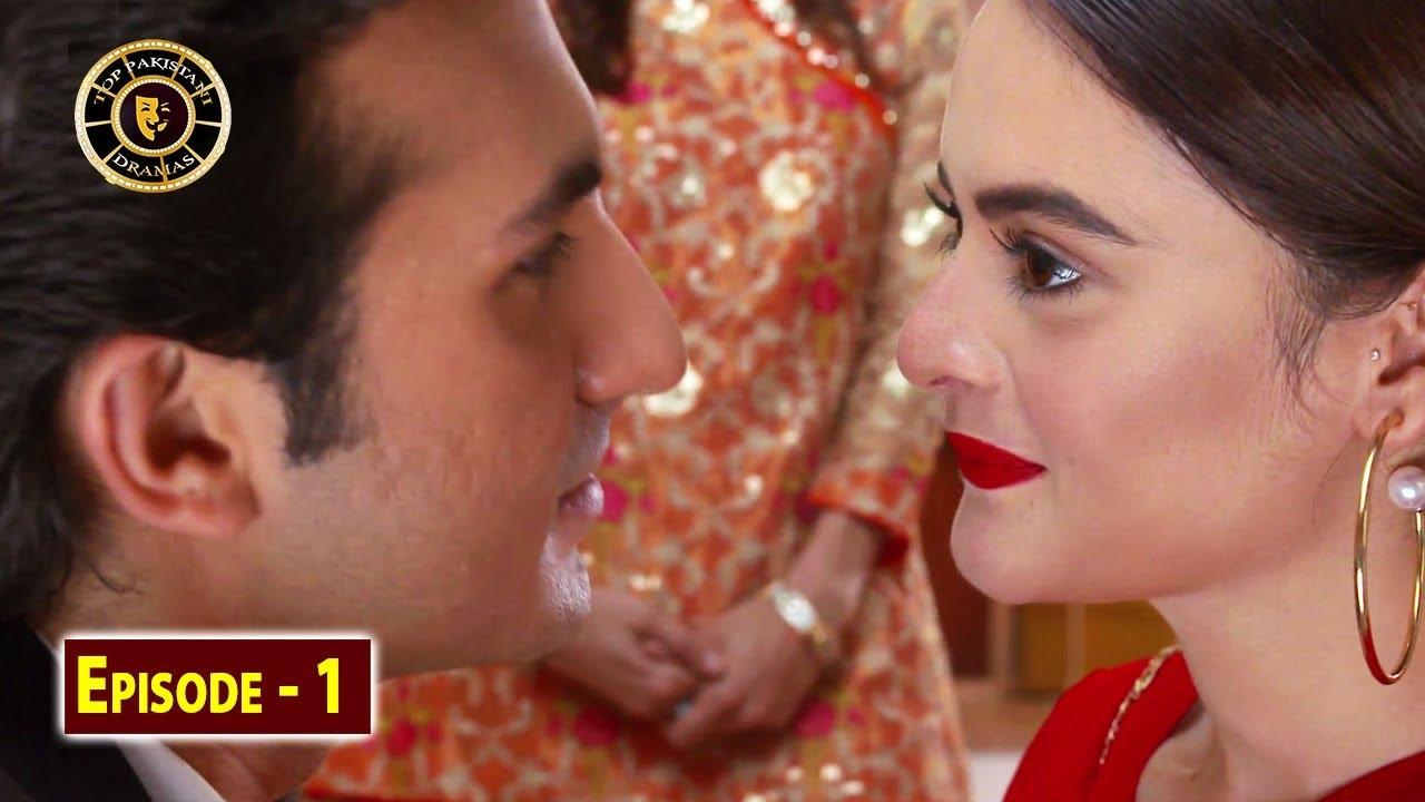 Hasad   Episode 1   Shehroze Sabzwari & Minal Khan   Top