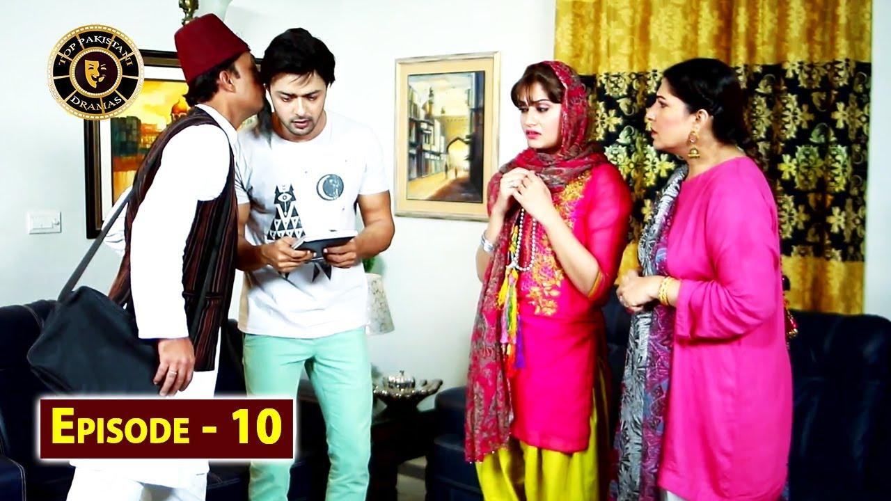 Jalebi Episode 10 - Top Pakistani Drama