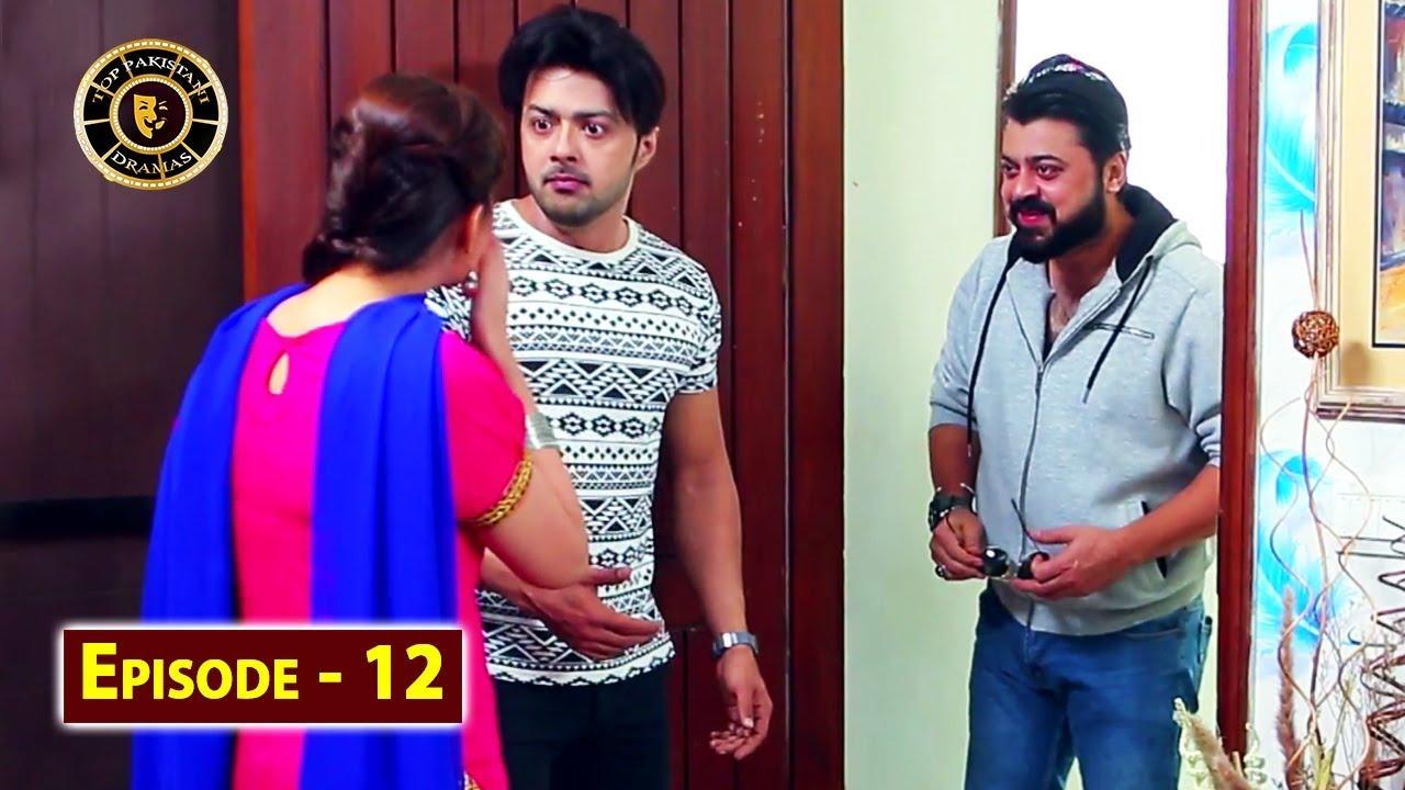 Jalebi Episode 12 - Top Pakistani Drama