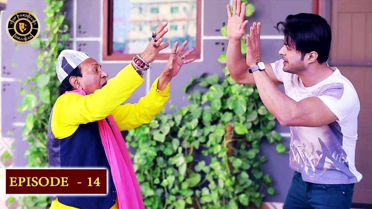 Jalebi Episode 14 - Top Pakistani Drama