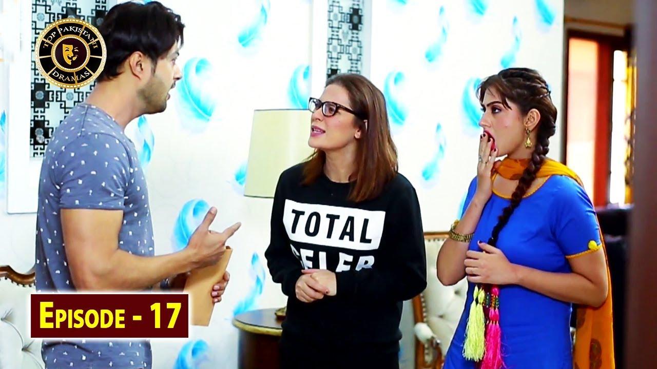 Jalebi Episode 17 - Top Pakistani Drama