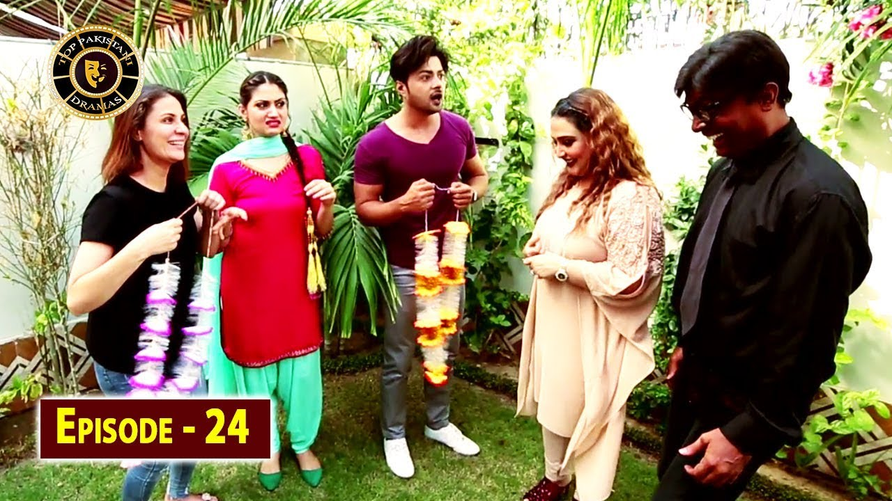 Jalebi Episode 24   Top Pakistani Drama