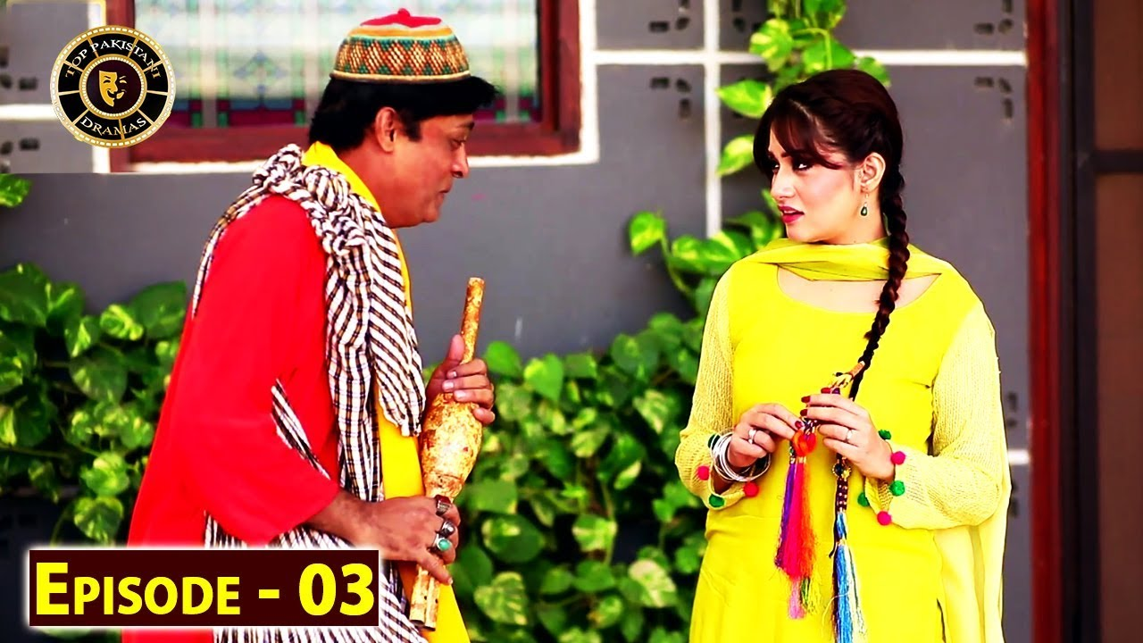 Jalebi Episode 3 - Top Pakistani Drama