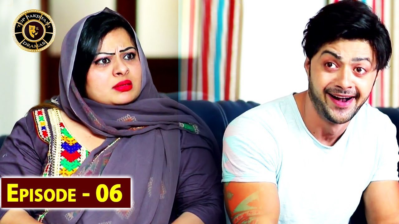Jalebi Episode 6 - Top Pakistani Drama