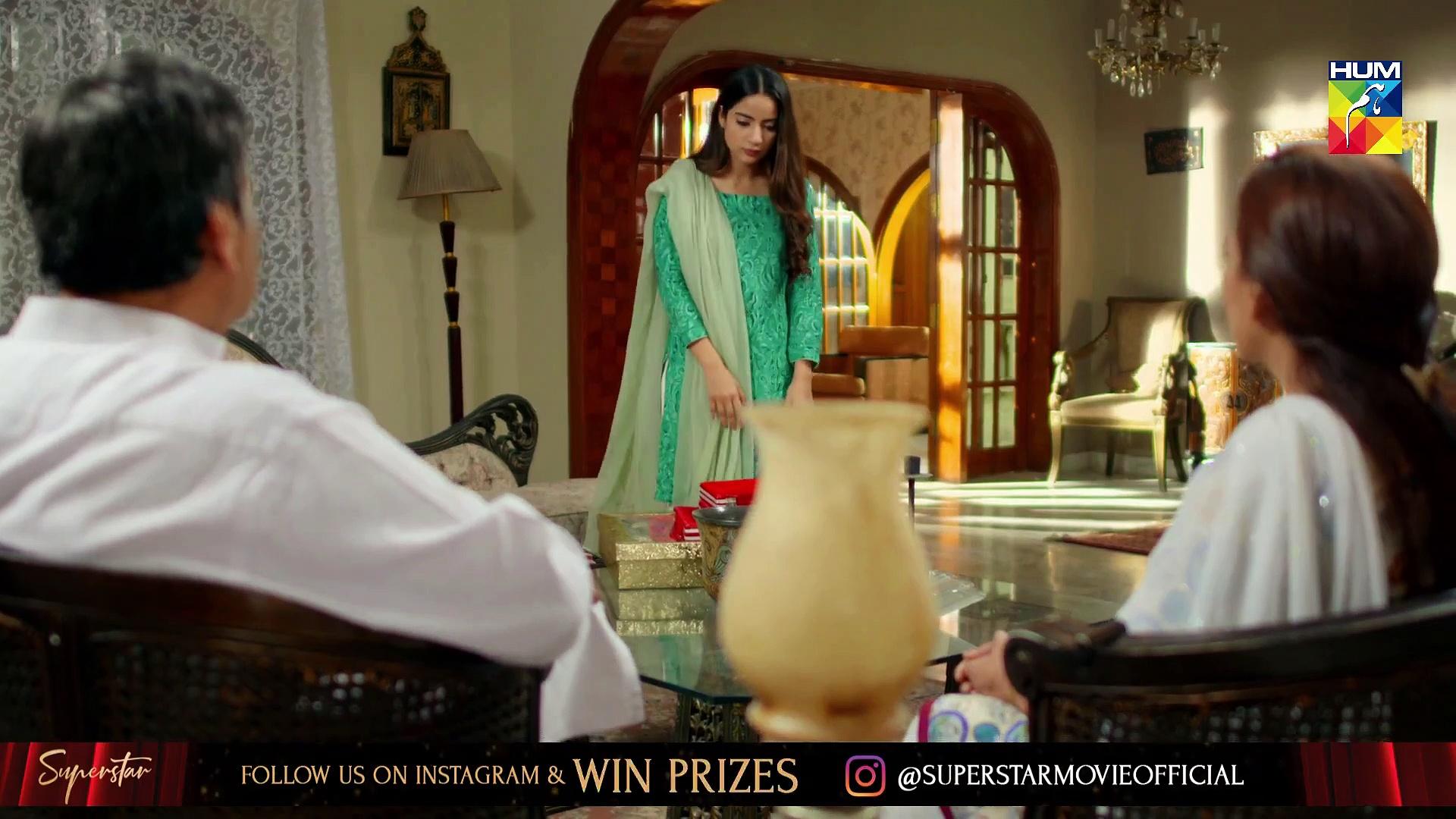 Naqab Zun Episode #03 HUM TV Drama 30 July 2019