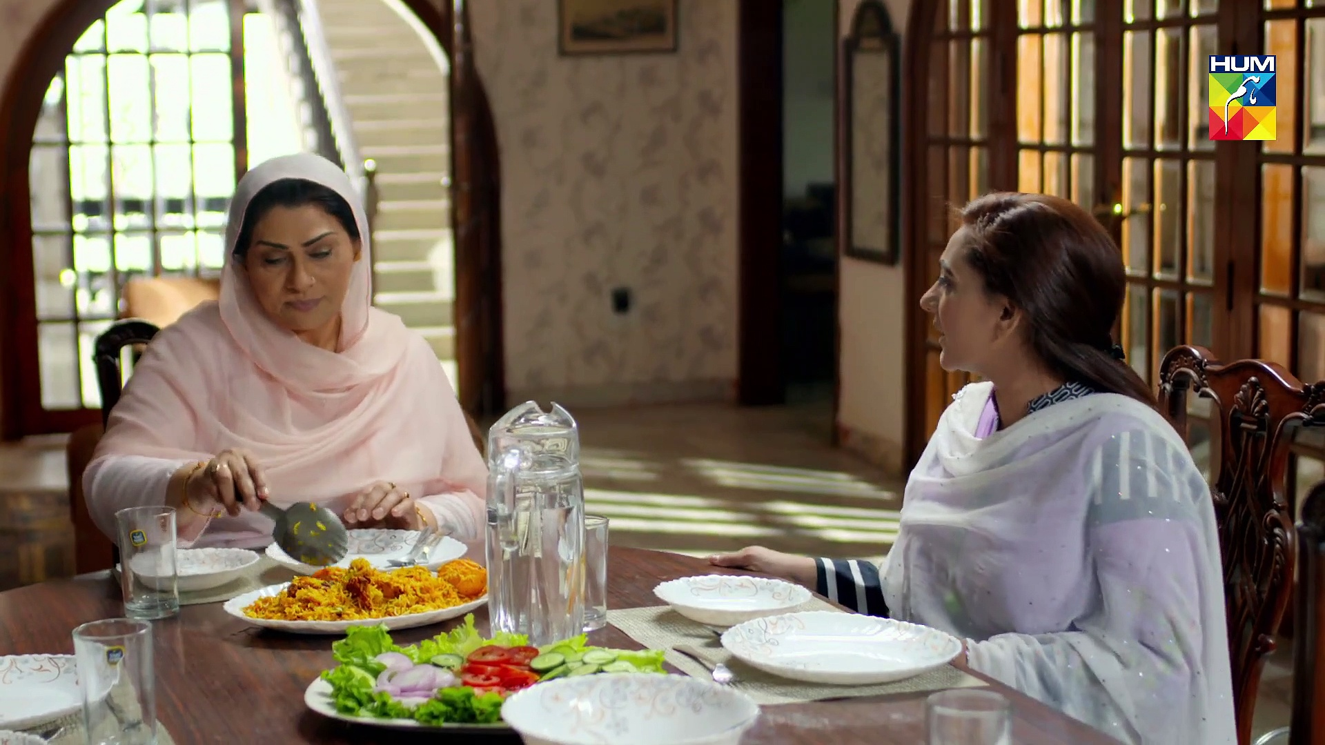 Naqab Zun Episode #06 HUM TV Drama 19 August 2019