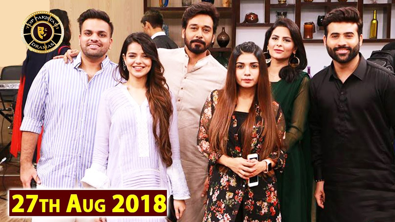 Salam Zindagi - 27th August 2018 - Top Pakistani Show