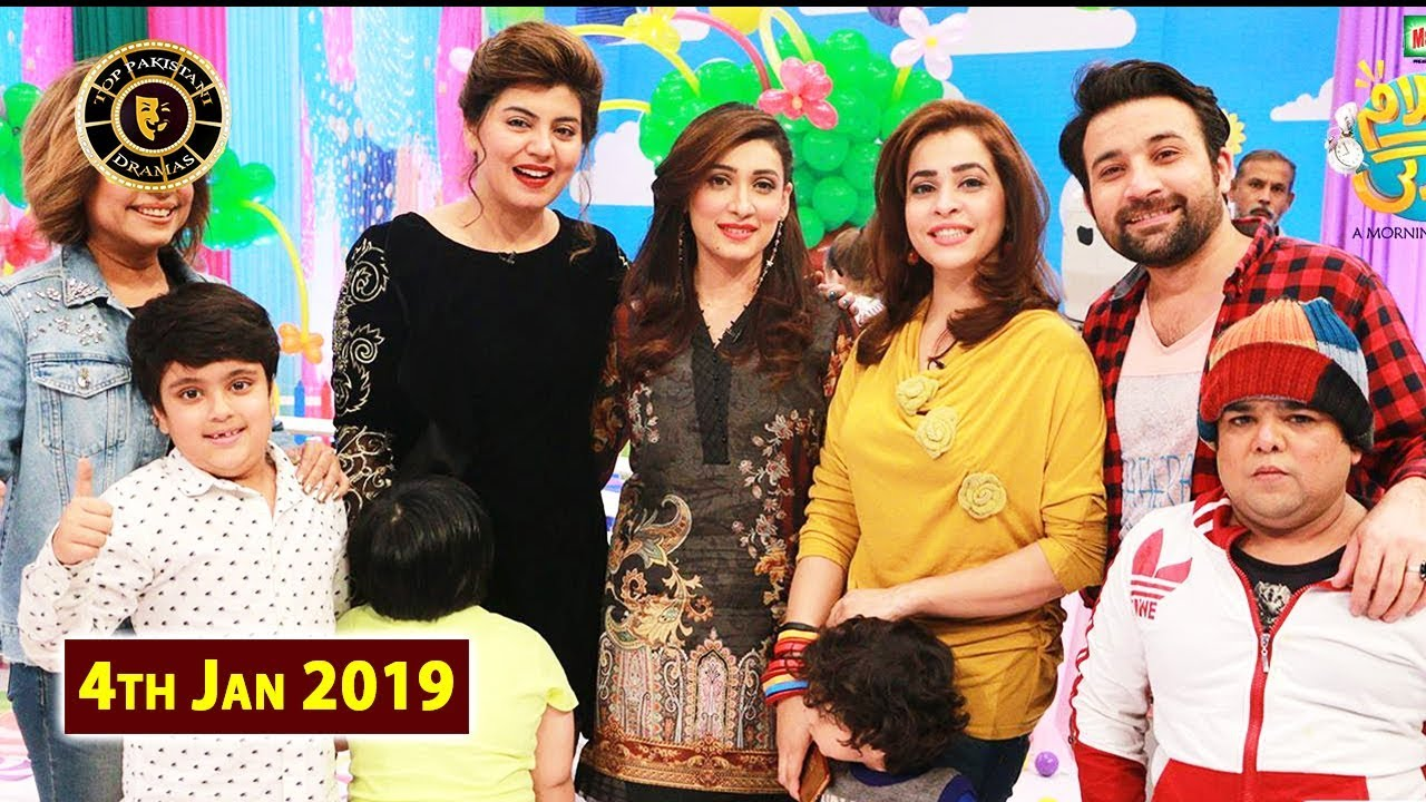 Salam Zindagi With Faysal Qureshi - Aliya Imam - Top Pakistani Show