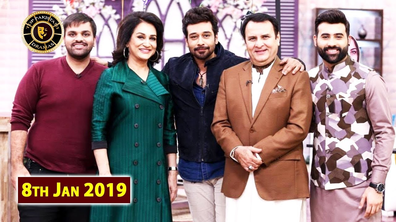 Salam Zindagi With Faysal Qureshi - Bushra Ansari - Top Pakistani Show