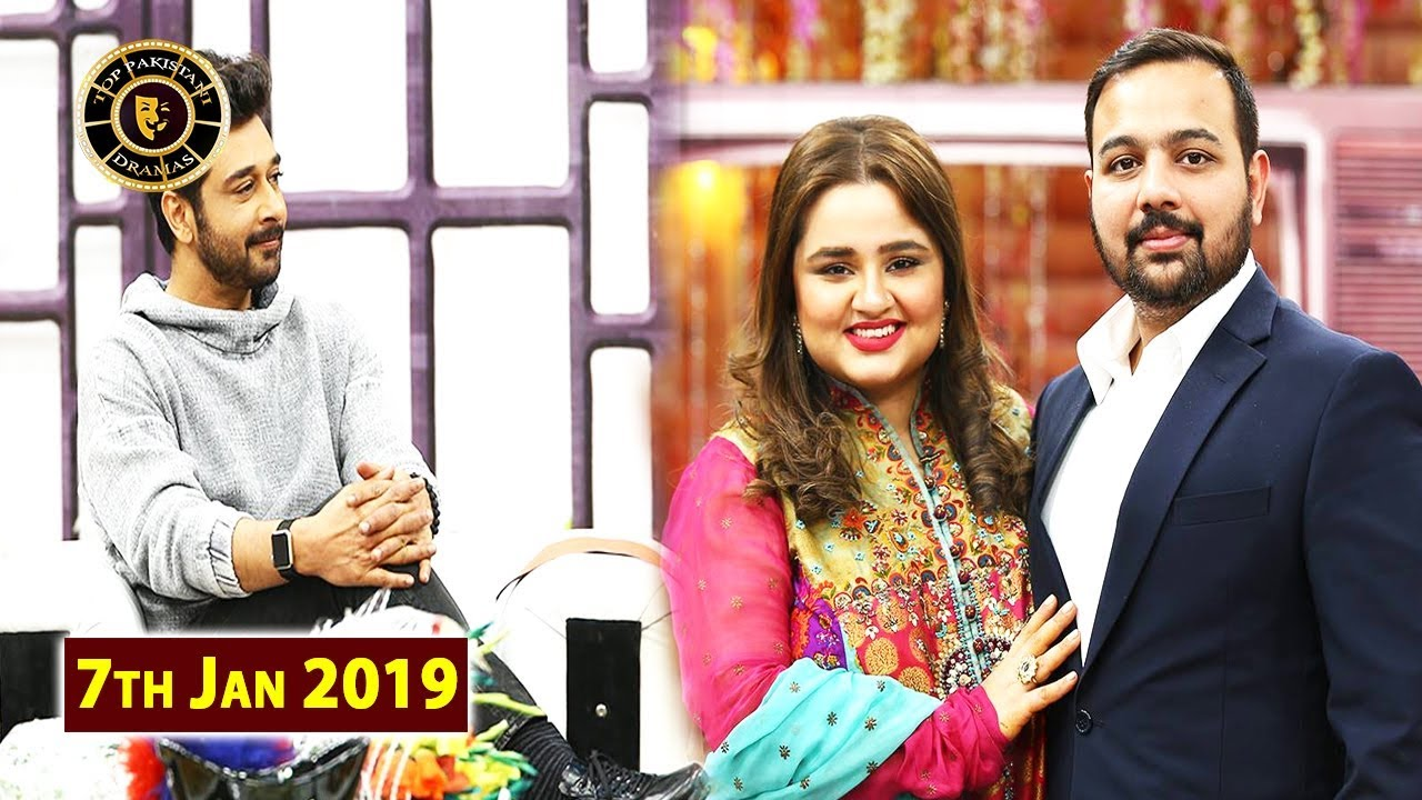 Salam Zindagi With Faysal Qureshi - Faiza Saleem - Top Pakistani Show