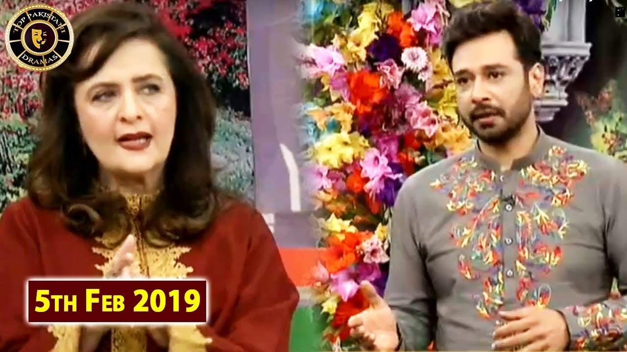 Salam Zindagi With Faysal Qureshi - Hidayat Sayer - Top Pakistani Show