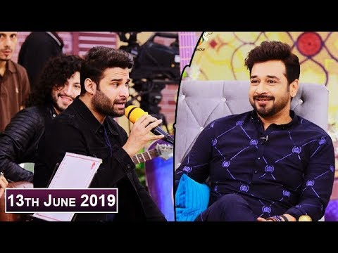 Salam Zindagi with Faysal Qureshi - Kashmir - The Band - Top Pakistani Show