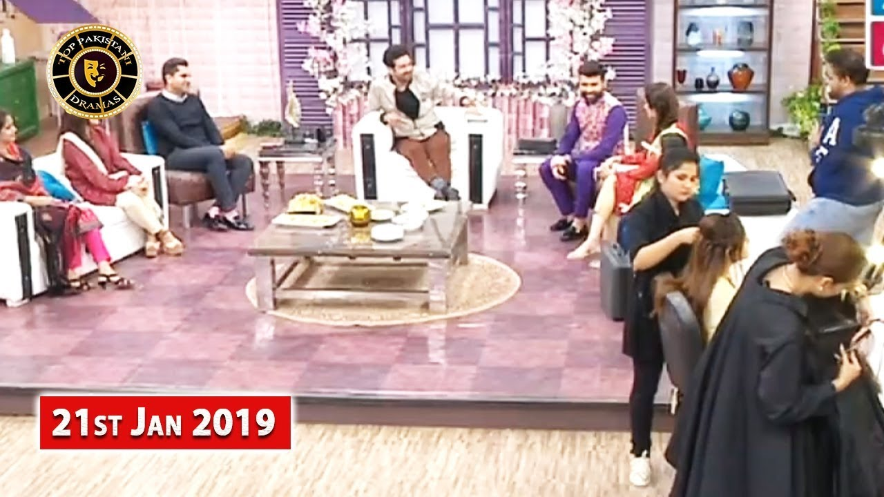 Salam Zindagi With Faysal Qureshi - Nadia Hussain - Top Pakistani Show