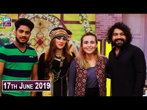 Salam Zindagi with Faysal Qureshi - Natasha Baig - Top Pakistani Show