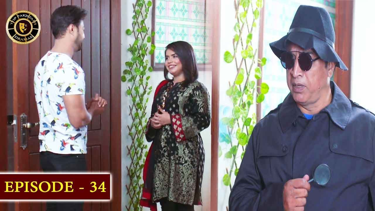 Jalebi Episode 34   Top Pakistani Drama