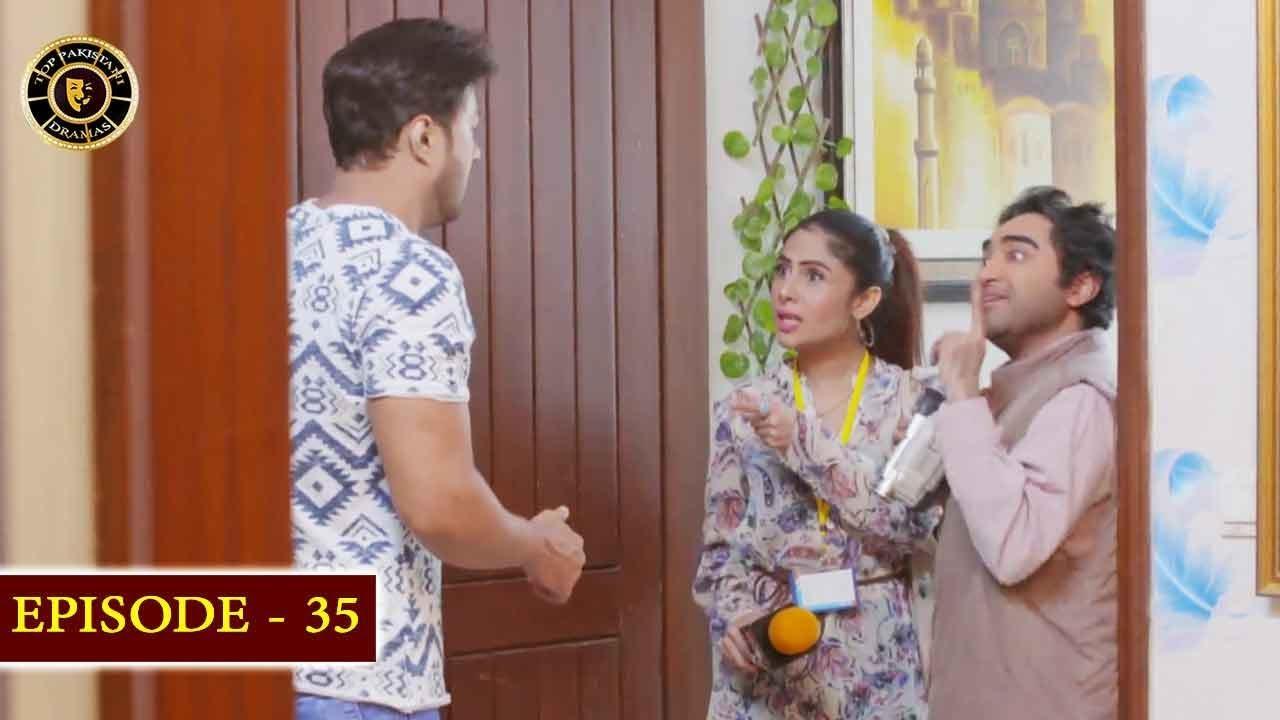 Jalebi Episode 35   Top Pakistani Drama