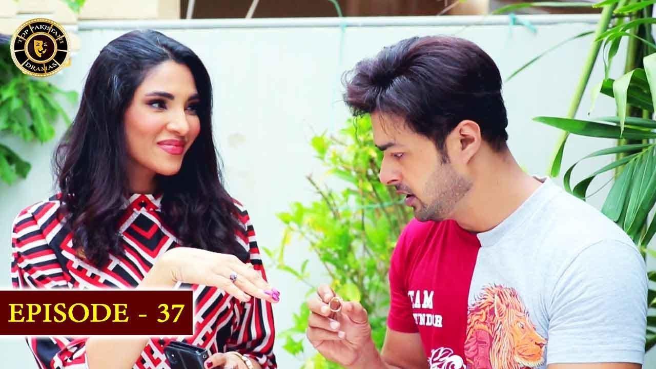 Jalebi Episode 37   Top Pakistani Drama