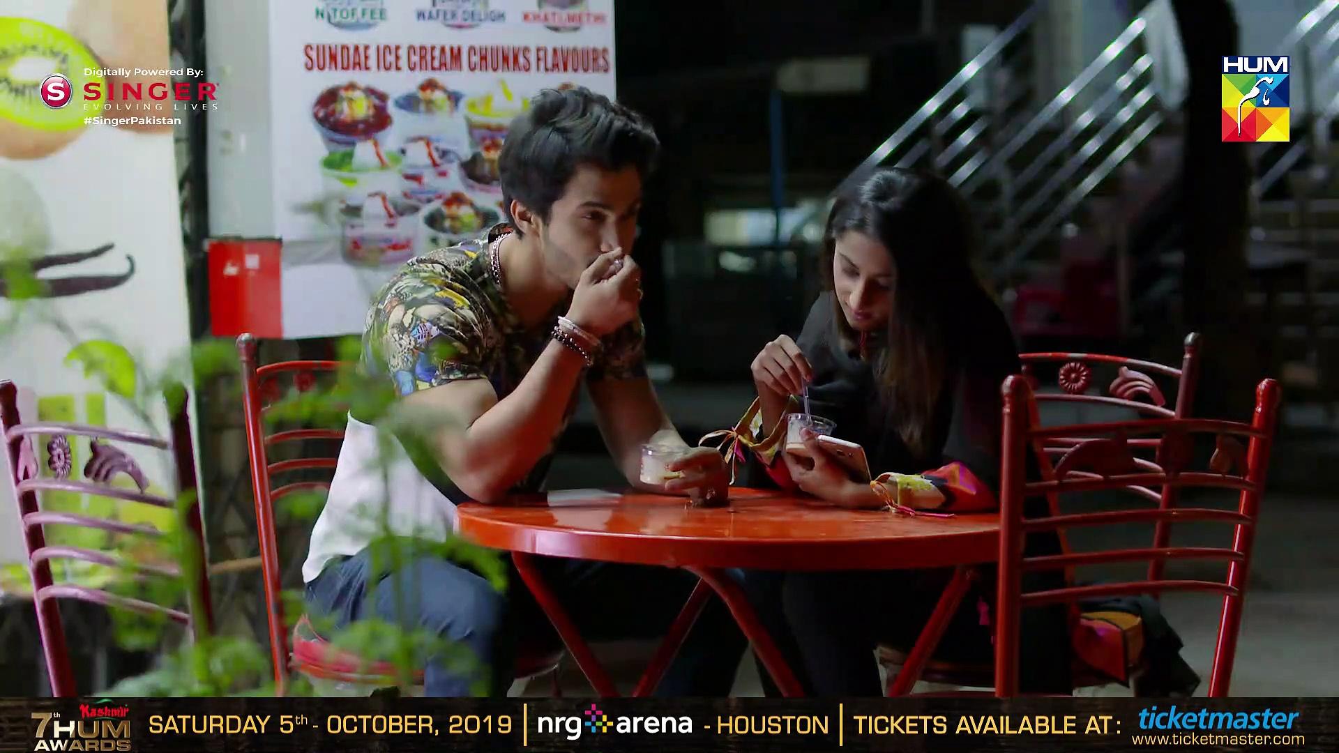 Jo Tou Chahay Episode #09 HUM TV Drama 29 August 2019