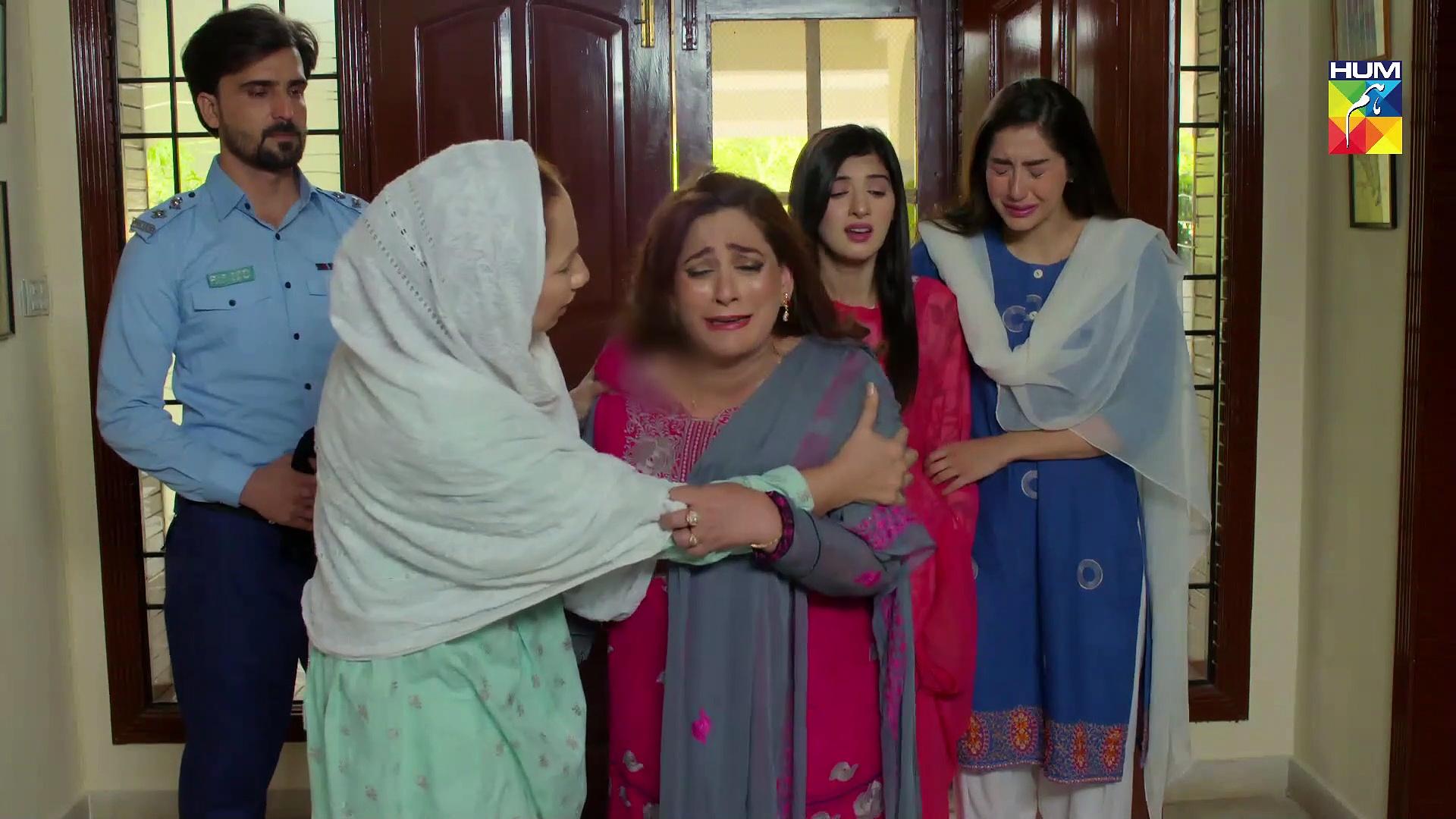 Main Khwab Bunti Hon Episode #45 HUM TV Drama 12 September 2019