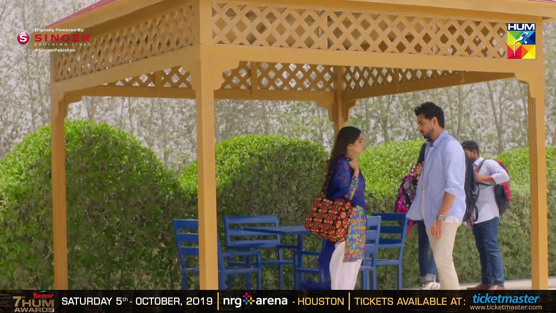 Naqab Zun Episode #13 HUM TV Drama 24 September 2019