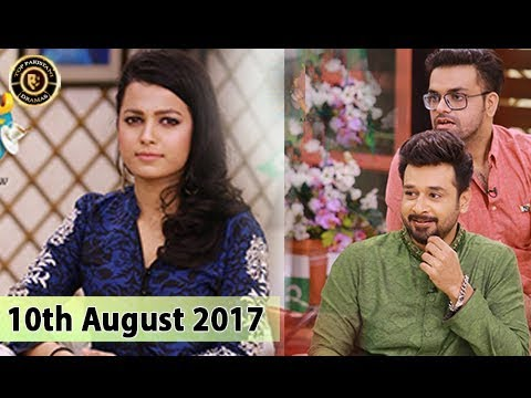 Salam Zindagi - 10th August 2017 - Top Pakistani Show