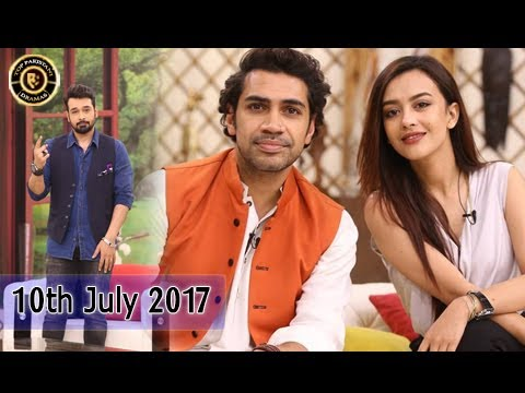 Salam Zindagi - 10th July 2017 - Top Pakistani Show