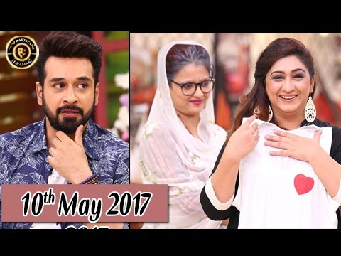 Salam Zindagi - 10th May 2017 - Top Pakistani Show