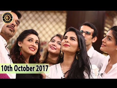 Salam Zindagi - 10th October 2017 - Top Pakistani Show