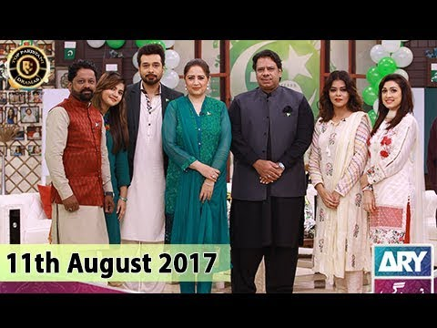 Salam Zindagi - 11th August 2017 - Top Pakistani Show