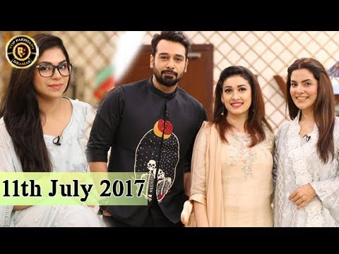 Salam Zindagi - 11th July 2017 - Top Pakistani Show