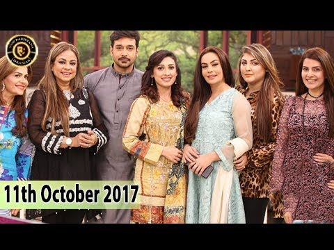 Salam Zindagi - 11th October 2017 - Top Pakistani Show
