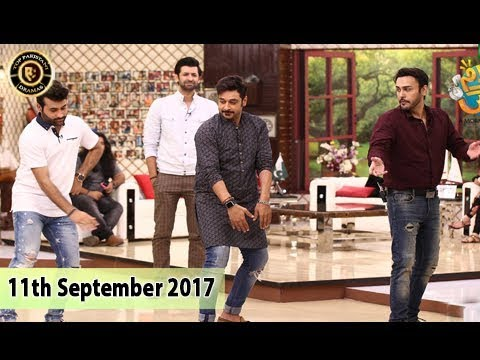 Salam Zindagi - 11th September 2017 - Top Pakistani Show
