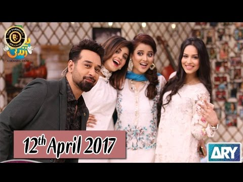Salam Zindagi - 12th April 2017 - Top Pakistani Show