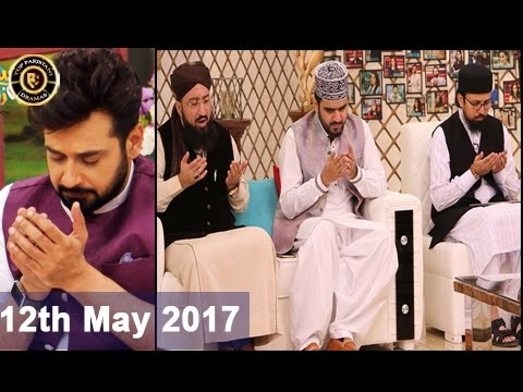 Salam Zindagi - 12th May 2017 - Top Pakistani Show