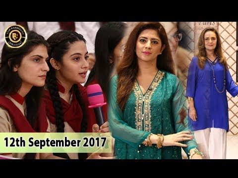 Salam Zindagi - 12th September 2017 - Top Pakistani Show