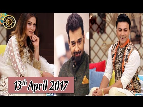 Salam Zindagi - 13th April 2017 - Top Pakistani Show
