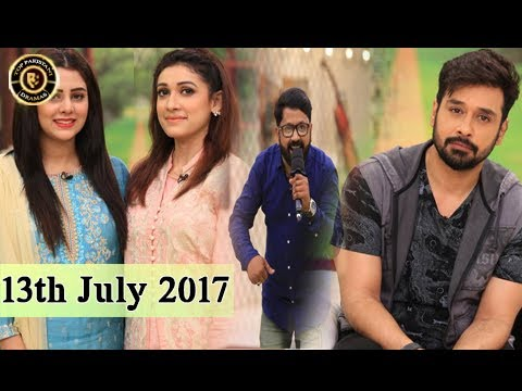 Salam Zindagi - 13th July 2017 - Top Pakistani Show