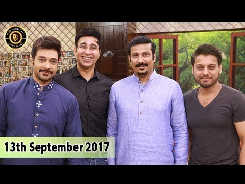 Salam Zindagi - 13th September 2017 - Top Pakistani Show