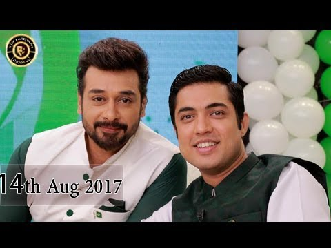 Salam Zindagi - 14th August 2017 - Top Pakistani Show