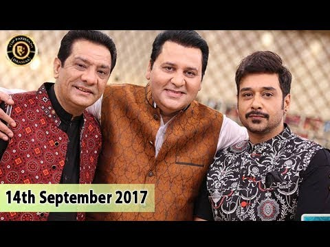 Salam Zindagi - 14th September 2017 - Top Pakistani Show