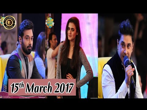 Salam Zindagi - 15th March 2017 - Top Pakistani Show