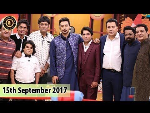 Salam Zindagi - 15th September 2017 - Top Pakistani Show